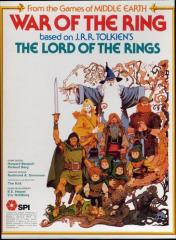 War of the Ring (Ralph Bakshi Cover)