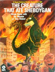 Creature That Ate Sheboygan, The