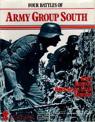 Four Battles of Army Group South