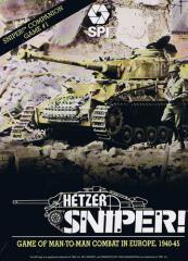Sniper Companion #1 - Hetzer Sniper