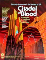Citadel of Blood