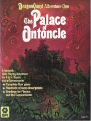 Adventure #1 - The Palace of Ontoncle