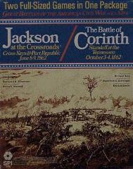 Jackson at the Crossroads & The Battle of Corinth