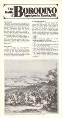 Battle of Borodino, The - Napoleon in Russia, 1812