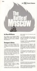 Battle of Moscow, The