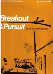Breakout & Pursuit (Plastic Flat Tray)
