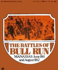 Battles of Bull Run, The - Manassas