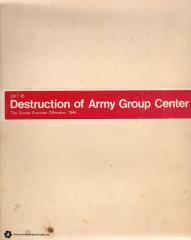 Destruction of Army Group Center (Flat White Box)