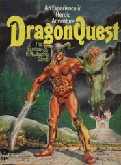 DragonQuest (1st Edition)