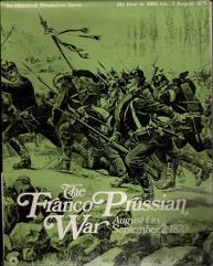Franco-Prussian War, The (Plastic Flat Tray)