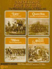 Napoleon's Last Battles (Designer's Edition)