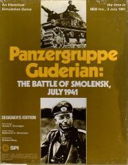 Panzergruppe Guderian (Designer's Edition)