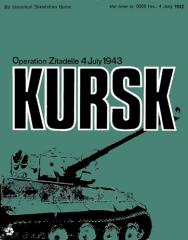 Kursk (Plastic Flat Tray)