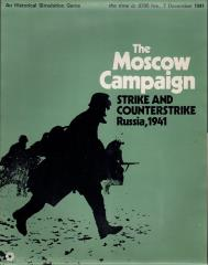 Moscow Campaign, The (Plastic Flat Tray)