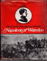 Napoleon at Waterloo w/Advanced Expansion Kit