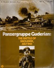 Panzergruppe Guderian - The Battle of Smolensk