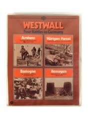 Westwall - Four Battles to Germany