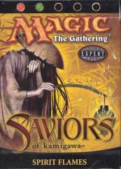 Saviors of Kamigawa - Spirit Flames