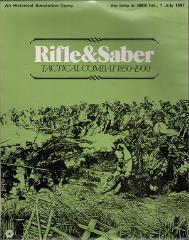 Rifle & Saber (Plastic Flat Tray)