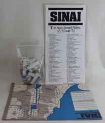 Sinai - The Arab-Israeli Wars