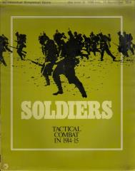 Soldiers (Plastic Flat Tray)