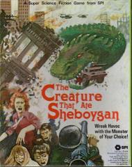 Creature That Ate Sheboygan, The (UK Edition)