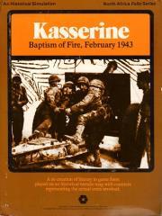 North Africa - Kasserine