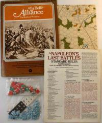 La Belle Alliance - The Battle at Waterloo