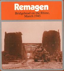 Remagen - Bridgehead on the Rhine, March 1945