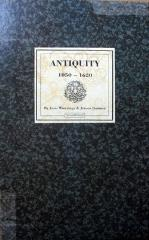 Antiquity - 1050-1620 (2nd Edition)