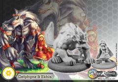 Delphyne & Ekhis