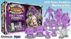 Stilt Town Zombies Warband