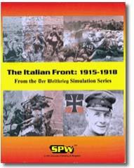 Italian Front 1915-1918, The (2nd Edition)