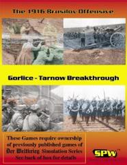 Brusilov & Gorlice-Tarnow