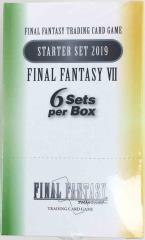 Final Fantasy VII Starter Set (2019 Edition) Display Box