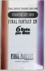 Final Fantasy XIV Starter Set (2019 Edition) Display Box