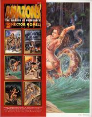 Amazons - Swords of Vengeance