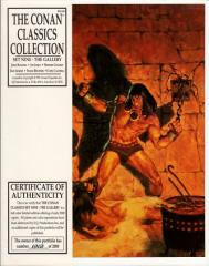 Conan Classics Collection #9