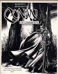 Conan of Cimmeria #2