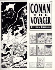 Conan the Voyager