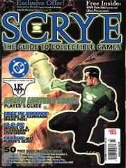 "#85 ""Green Lantern Corps Player's Guide, Inuyasha - Jaki Player's Guide, WWE Promo"""