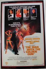 Man with the Golden Gun, The - Francisco Scaramanga (Christopher Lee)