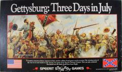 Gettysburg - Three Days In July