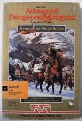 """Secret of the Silver Blades (PC 3.5"""")"""