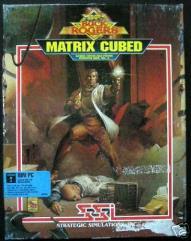 """Buck Rogers - Matrix Cubed (PC 3.5"""")"""