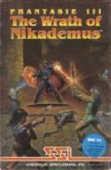 Phantasie III - The Wrath of Nikademus