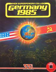 Germany 1985 - When Superpowers Collide