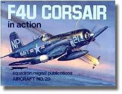 F4U Corsair in Action