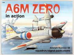 A6M Zero in Action