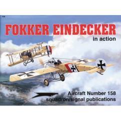Fokker Eindecker in Action